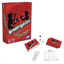 Scattergories - Board Game