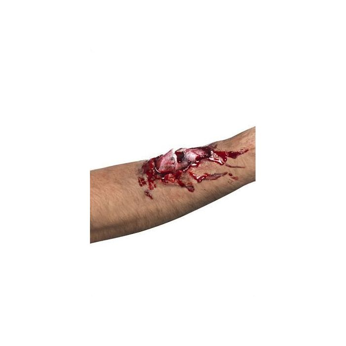 Halloween - Latex Broken Bone Scar Application Accessory