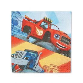 Blaze and the Monster Machines - Luncheon Napkins