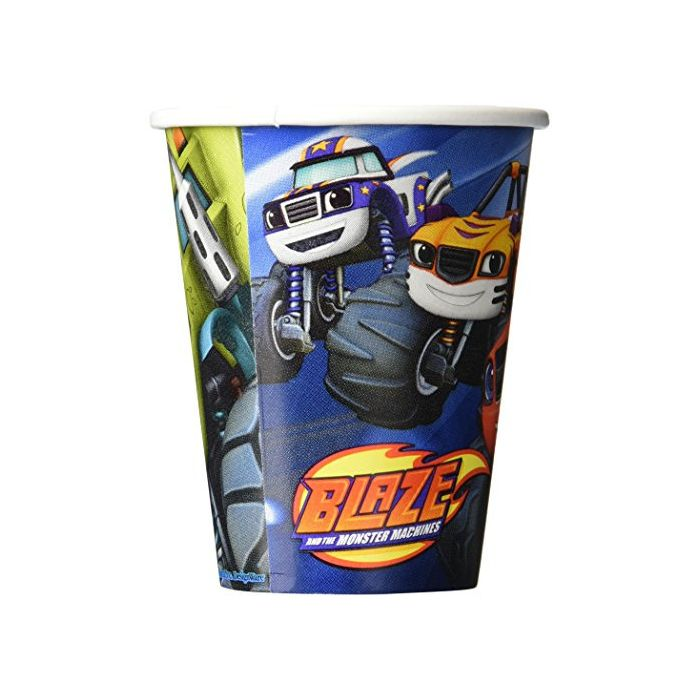 Blaze and the Monster Machines - Paper Cups