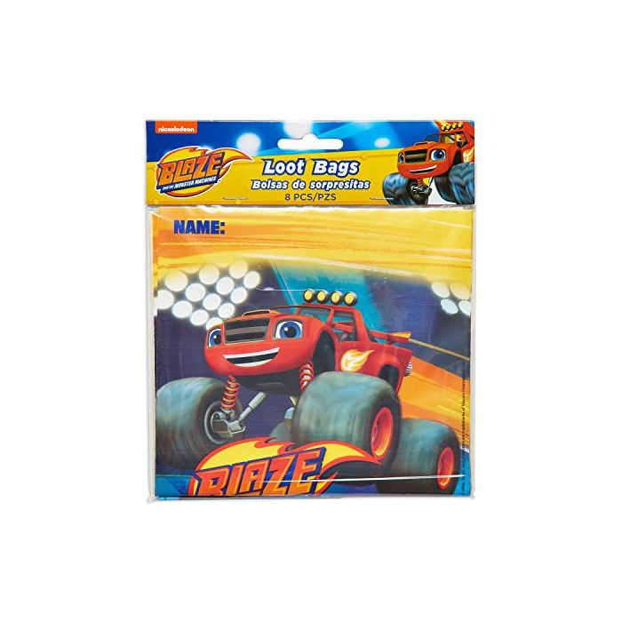 Blaze and the Monster Machines - Loot Bags