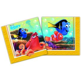 Finding Dory - Paper Napkins