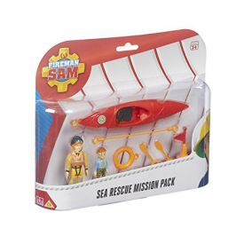 Fireman Sam - Sea Rescue Mission Pack