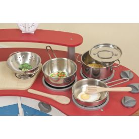 Melissa and Doug Pots and Pans Set