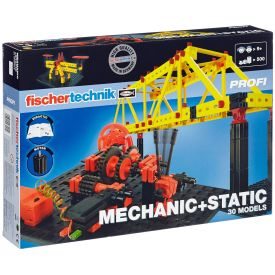 Fischertechnik Profi Mechanic and Static - 93291