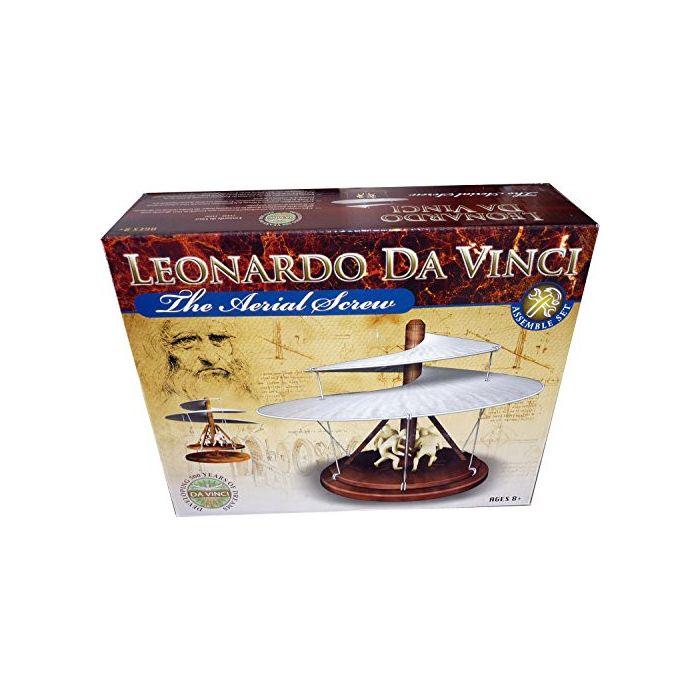 Leonardo da Vinci - The aerial Screw