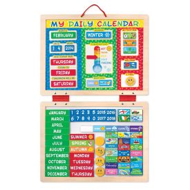 Melissa & Doug - My First Daily Magnetic Calendar