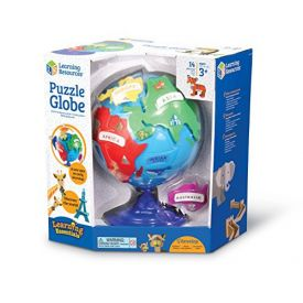 Learning Resources Puzzle Globe