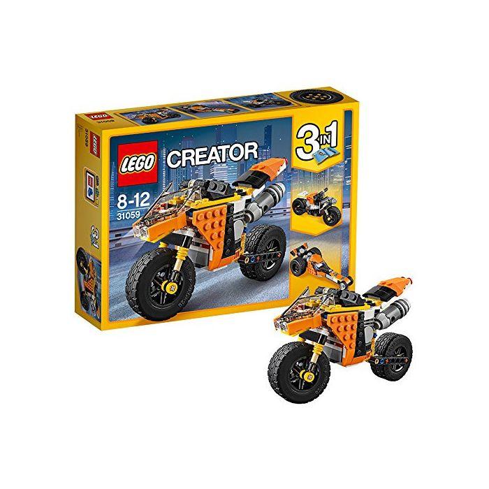 LEGO Creator 31059 Sunset Street Bike Building Toy