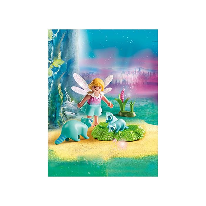 Playmobil- Fairy friends raccoons