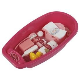 Princess Coralie Bathtub Set
