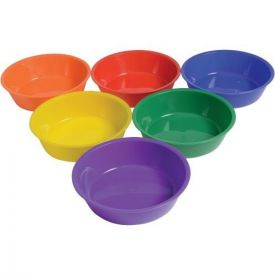 Sorting Bowls Coloured Pack of 6