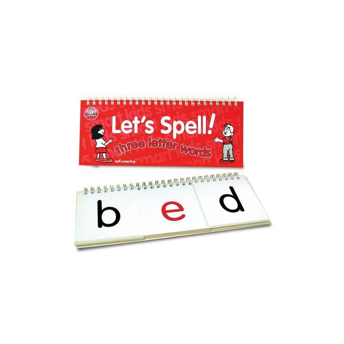 Let's Spell (3 Letter Words)