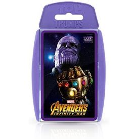 Top Trumps Marvel Avengers Infinity