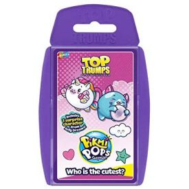 Top Trumps Pikmi Pops Top Trumps Card Game