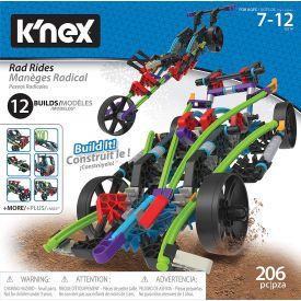 K'Nex  Rad Rides 12 in 1 Building Set