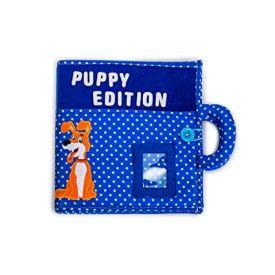 Quiet Book Puppy Edition