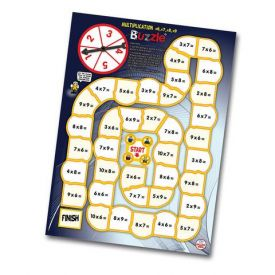 Multiplication 6-9 Buzzle