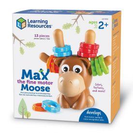 Max The Fine Motor Moose