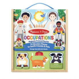 Occupations Magnetic...