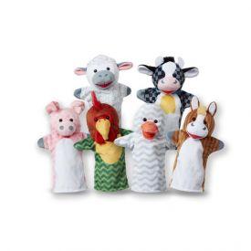 Barn Buddies Hand Puppets