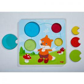 Tactile Puzzle Fox