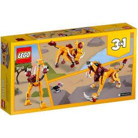 Lego Creator 3in1 Wild Lion