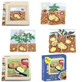 Potato Layer Puzzle