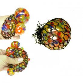 Rainbow Mesh Ball
