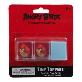 Angry Birds Tiny Toppers