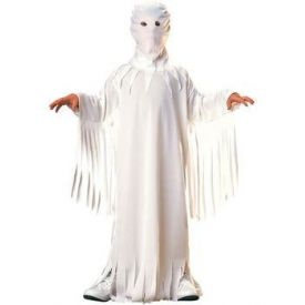 Child Ghost Costume - Large (8-10 years)