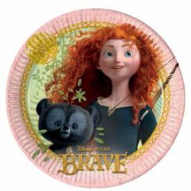 Brave - Party Plates