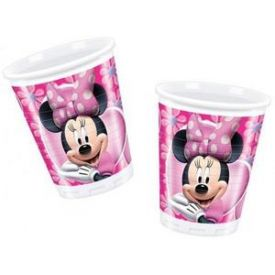 Disney Minnie Mouse Party Cups X 10
