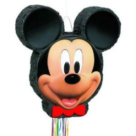 Mickey Mouse Pull Out - Pinata
