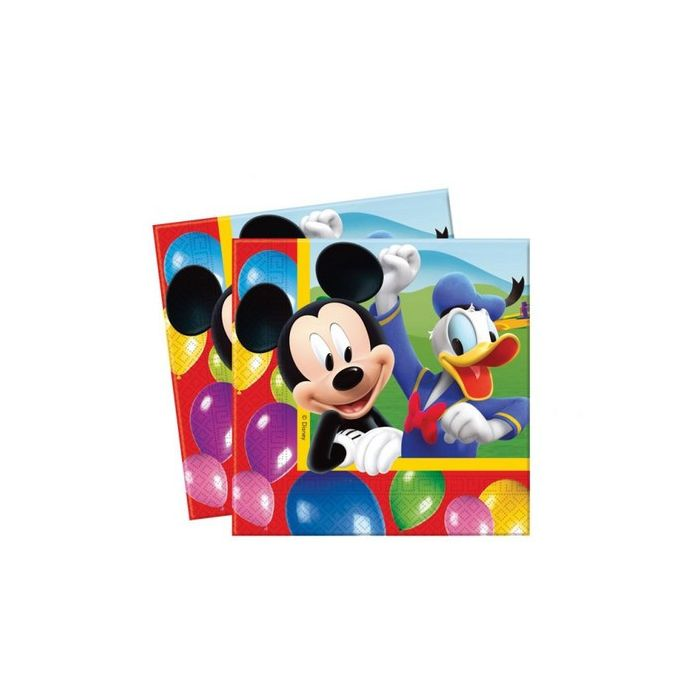 Mickey Mouse - Napkins