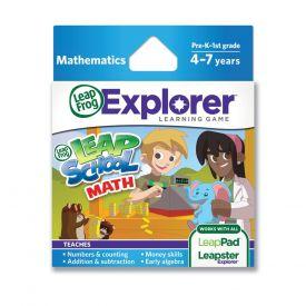Leap Frog Explorer Leap School Maths