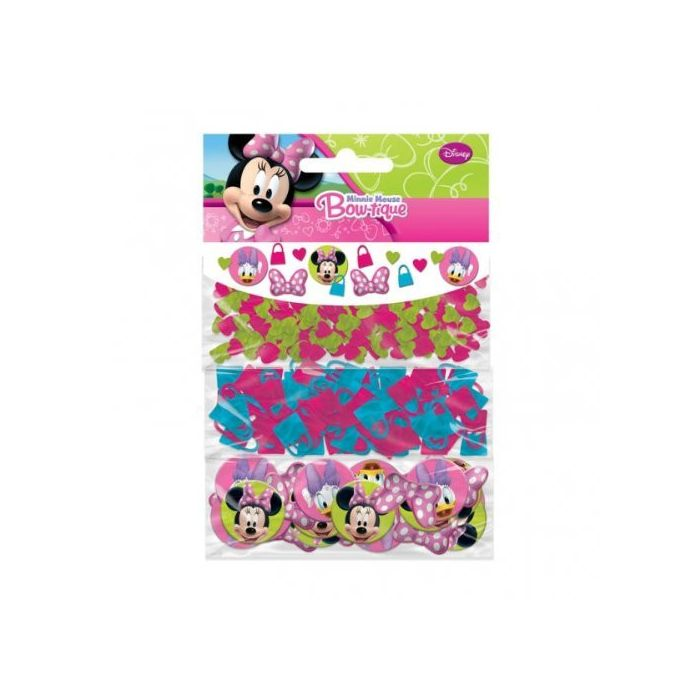 Disney Minnie Mouse Confetti Triple Pack
