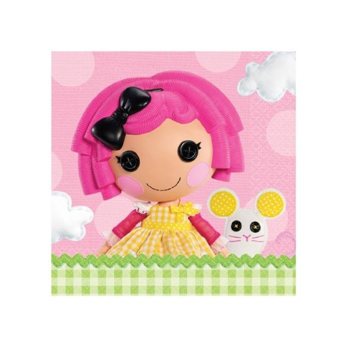 Lalaloopsy Party Napkins