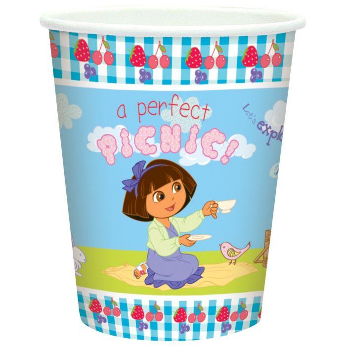 Dora Party Cups