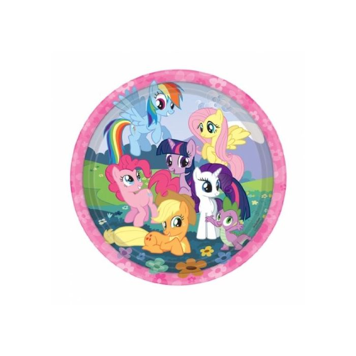 My Little Pony - Party Plates