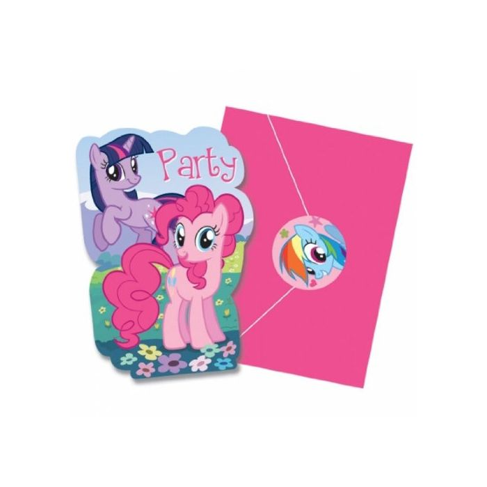 My Little Pony - Party Invitations
