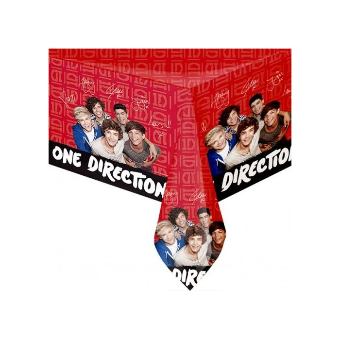 One Direction - Plastic Table Cover