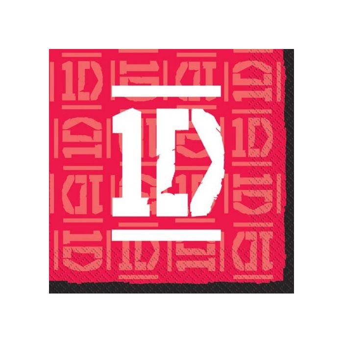 One Direction - Napkins