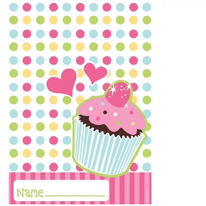 Cupcakes Party - Lootbags