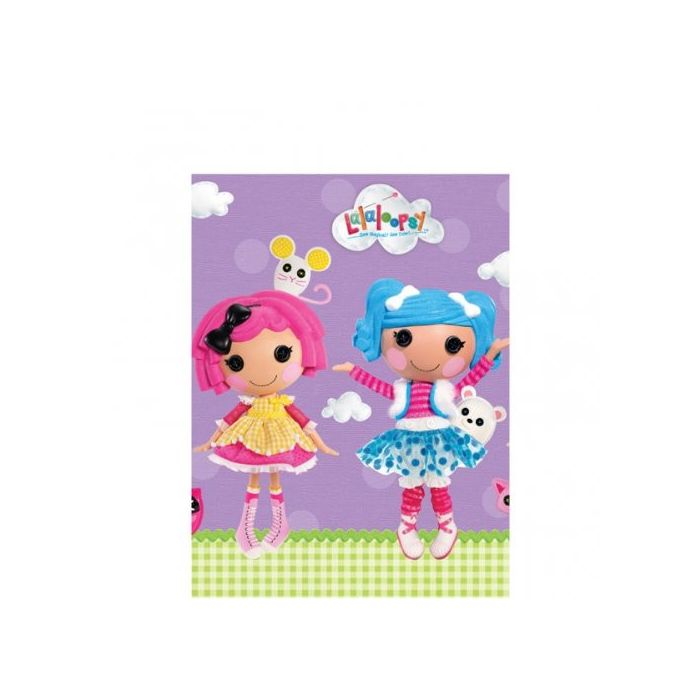Lalaloopsy Party - Tablecover