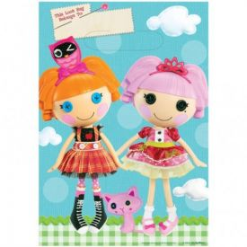 Lalaloopsy Party - Loot Bags