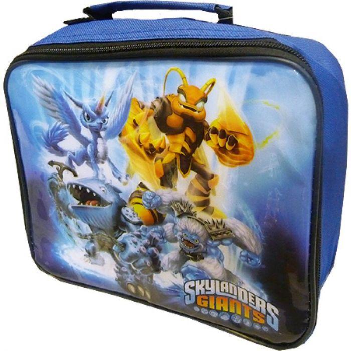 Skylanders Lunch Bag