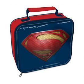 Superman - Man Of Steel -  Lunch Bag