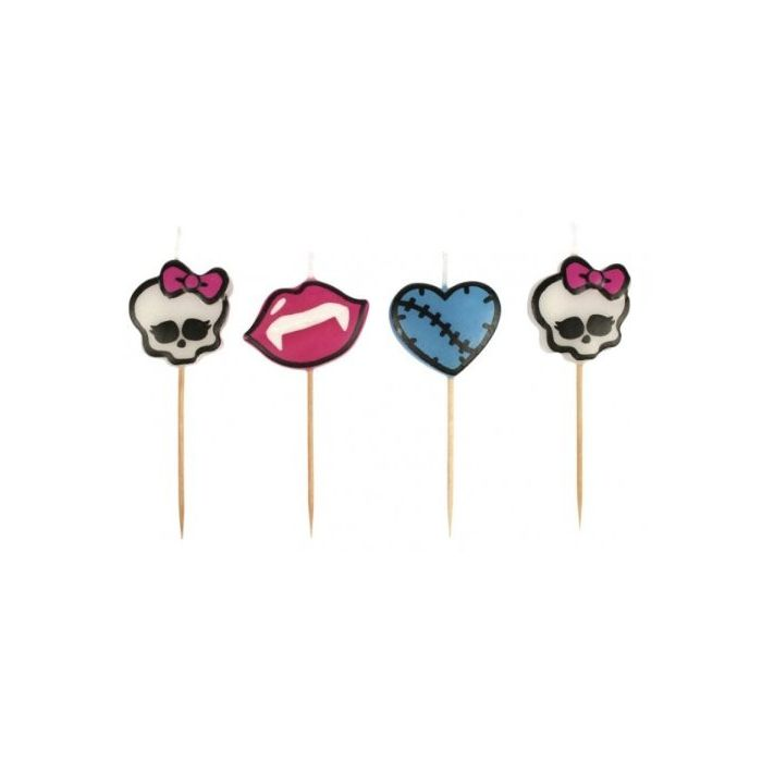 Monster High Candles