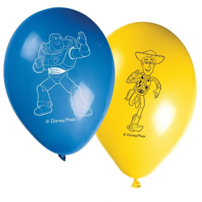 Toy Story - Balloons Pack of 6